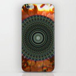 Sunset Magic iPhone Skin