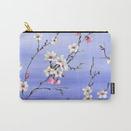 Japanese Blossom Carry-All Pouch