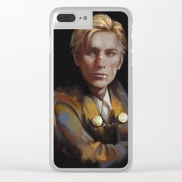 Lupin Clear iPhone Case