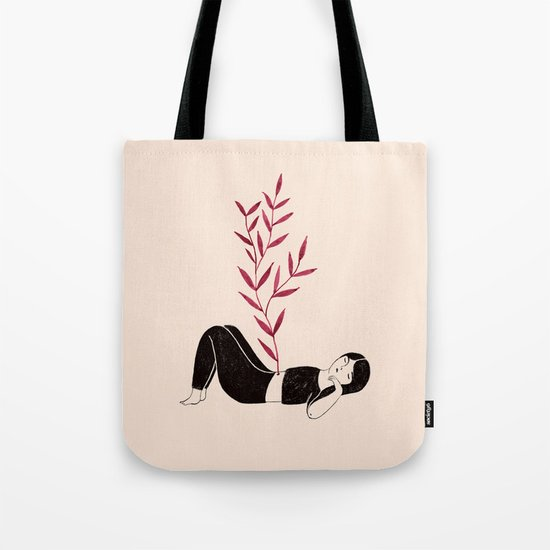 Unravel Tote Bag