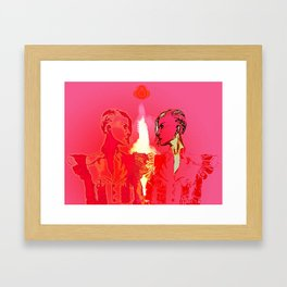 88 Framed Art Print
