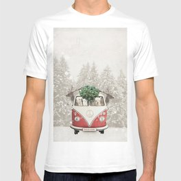 NEVER STOP EXPLORING - X-MAS T-shirt