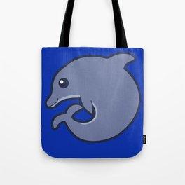 Fatimal Bottlenose Dolphin Tote Bag