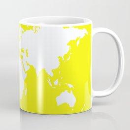 Lemon Elegant World Coffee Mug