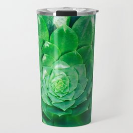 Botanical Gardens - Succulent #686 Travel Mug