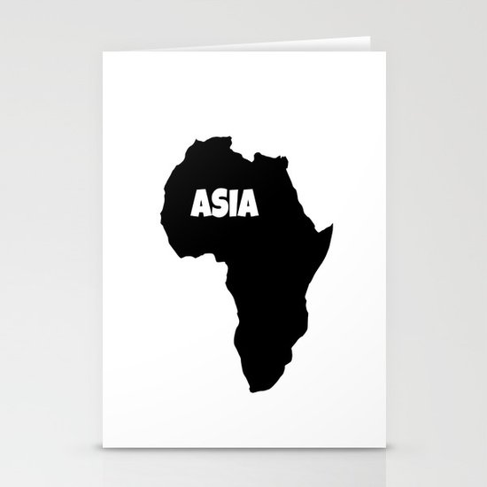 ASIA Stationery Cards