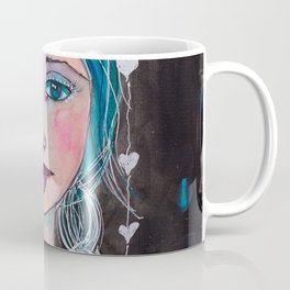 Midnight whimsy Coffee Mug