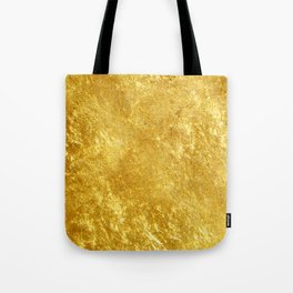 Golden Texture #lifestyle #society6 Tote Bag