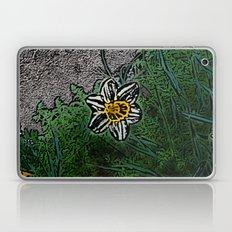 Surreal White Daisy  Laptop & iPad Skin