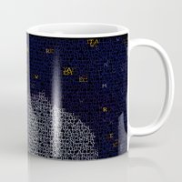le petit prince Mugs featuring LE PETIT PRINCE by Robotic Ewe