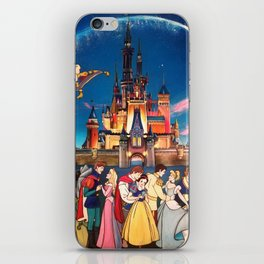 Love forever after iPhone Skin