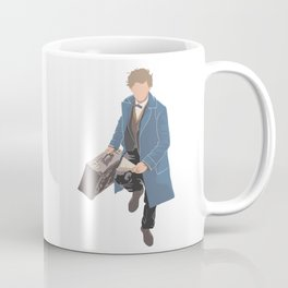 Scamander Running Coffee Mug