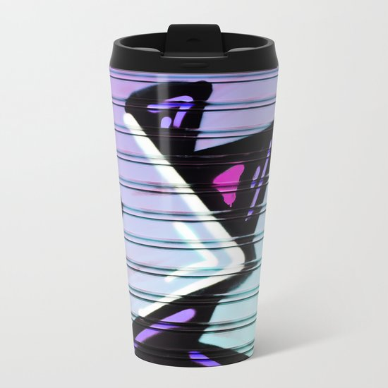 City Beach Metal Travel Mug