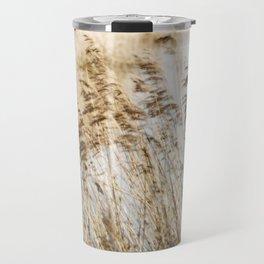 Riverside Grass Travel Mug