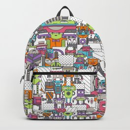 Droid City Backpack