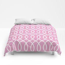 Line 'Em Up Comforters
