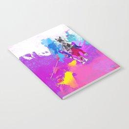 polo abstract Notebook