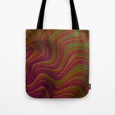 Wavy Waves Tote Bag