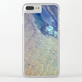 Colomb Bechar Clear iPhone Case