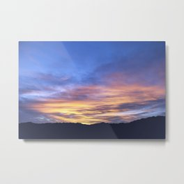 """Sunrise Horizon 2"" by Murray Bolesta Metal Print"