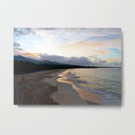 oneloa sunrise Metal Print