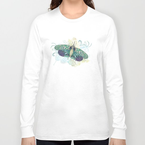 Hotinus Maculatus  Long Sleeve T-shirt