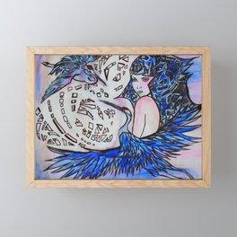 Everlasting                 # society6 #decor #buyart Framed Mini Art Print