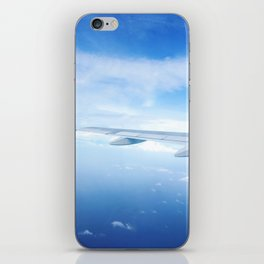 BLUE CRUSH iPhone Skin