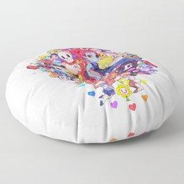UNDERTALE MUCH CHARACTER Floor Pillow