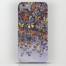 butterfly cascade iPhone 6 Plus Slim Case
