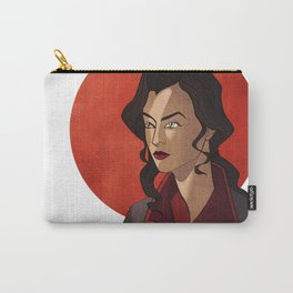Miss Sato Carry-All Pouch
