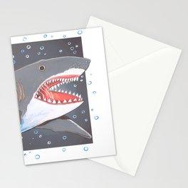 Hark a Shark Stationery Cards