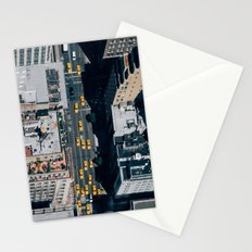 New York Taxi(s) Stationery Cards