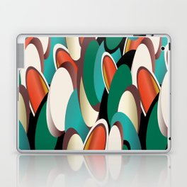 jelly beans allover and over Laptop & iPad Skin