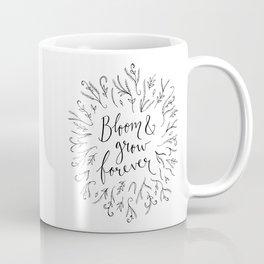 Bloom and Grow Forever Coffee Mug