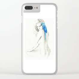 Lolani - Hawaiian Island Girls Clear iPhone Case