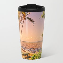 Time for a picnic on a warm tropical day Travel Mug