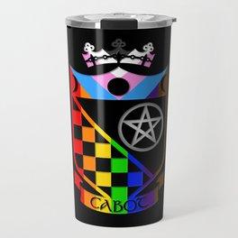 Cabot LGBTQIA+ Pride Travel Mug