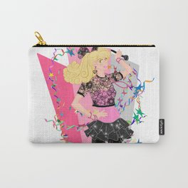 1980s GIRL Carry-All Pouch