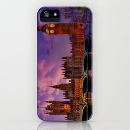 Houses of Parliament - London iPhone Case