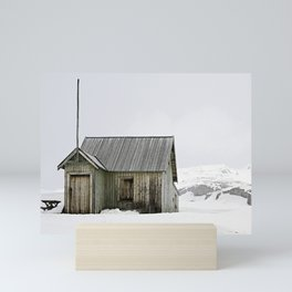 Cabin Mini Art Print