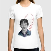 will graham T-shirts featuring Hannibal - Will Graham by firatbilal