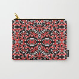 Exotic Intricate Modern Pattern Carry-All Pouch