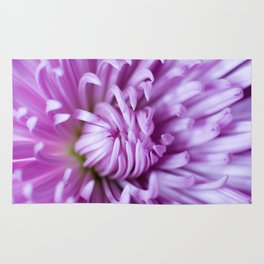 Purple Claws Rug