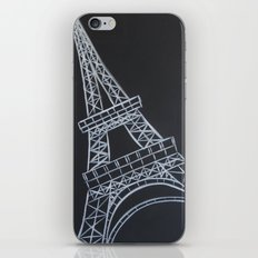 No. 58 - The Eiffel Tower iPhone & iPod Skin