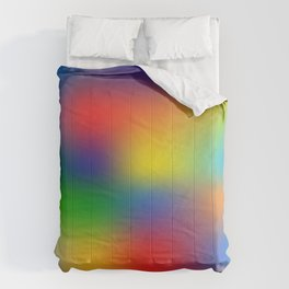 Abstract Colorful illustration Comforters
