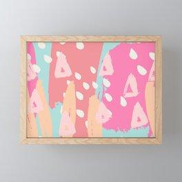 Color Fest 1 Framed Mini Art Print