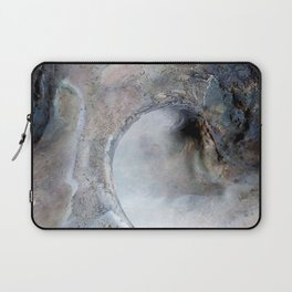 Abalone Abstract Laptop Sleeve