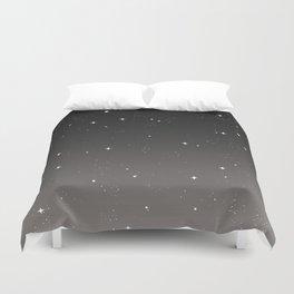 Keep On Shining - Starry Sky Duvet Cover