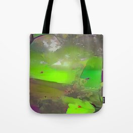 Abstract Forest 3 Tote Bag